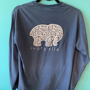 Navy blue IvoryElla long sleeve